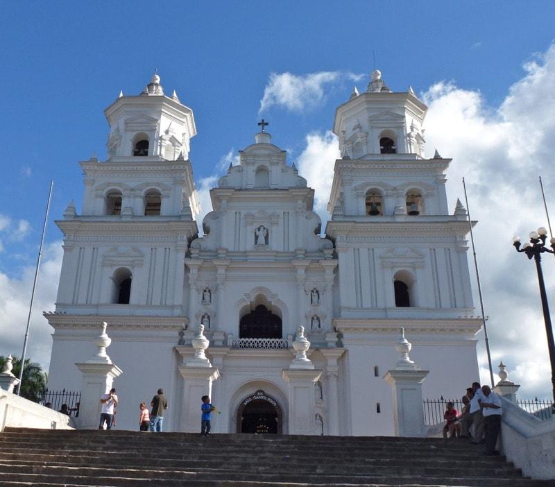 Cathedral Basilica of Esquipulas Guatemala