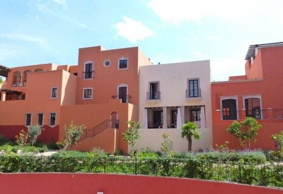 Rosewood Hotel and Artesana residences , San Miguel de Allende