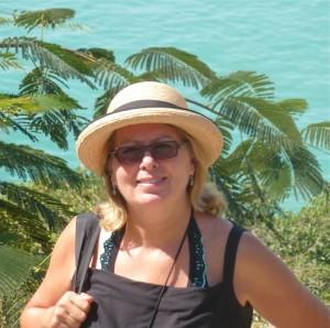 Michele Peterson in Puerto Escondido