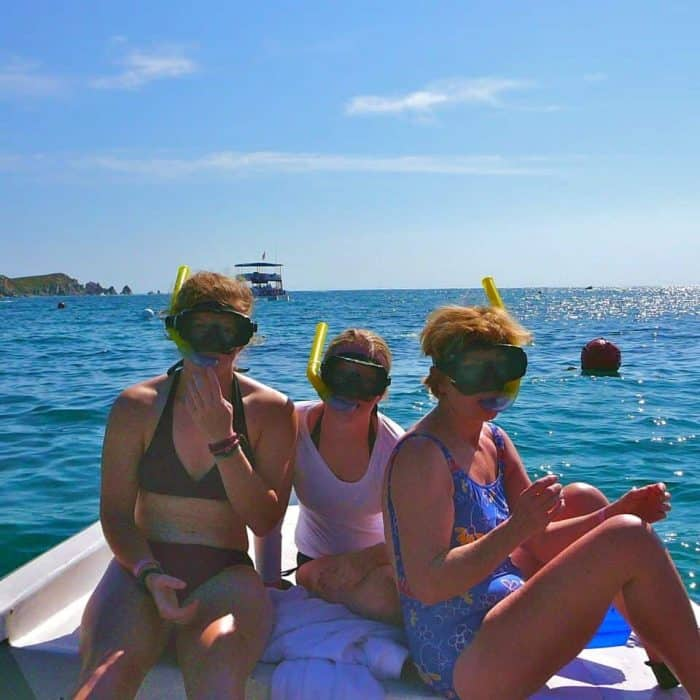 Snorkeling at San Agustin Bay is one of the top things to do in Huatulco Mexico