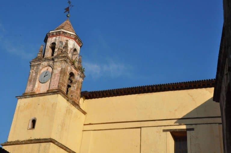 Architecture of Patzcuaro Mexico