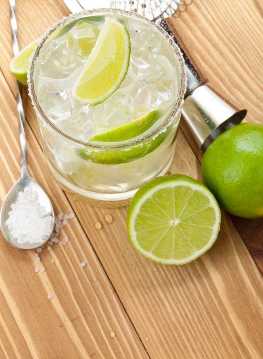 classic margarita cocktail - video