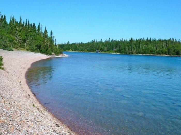 Agate Beach Lake Superior Ontario