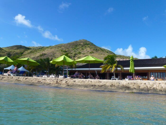Carambola Beach Club in St Kitts