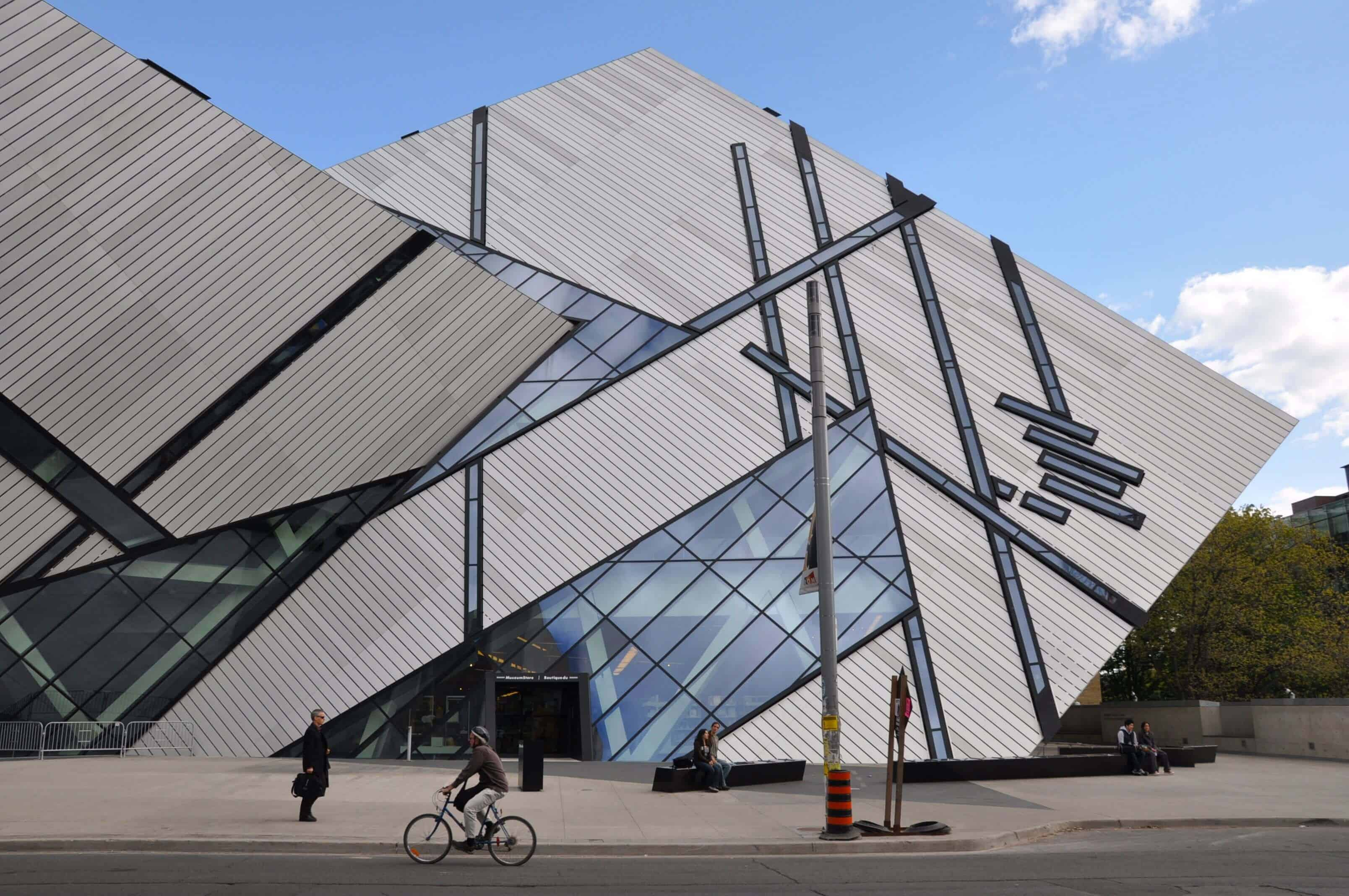 Royal Ontario Museum Toronto Ontario