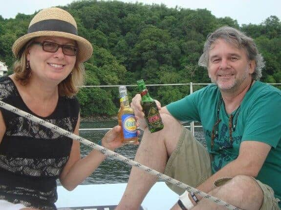 Sip a Caribbean beer in Trinidad and Tobago