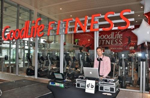 GoodLife Fitness Club at Toronto Pearson