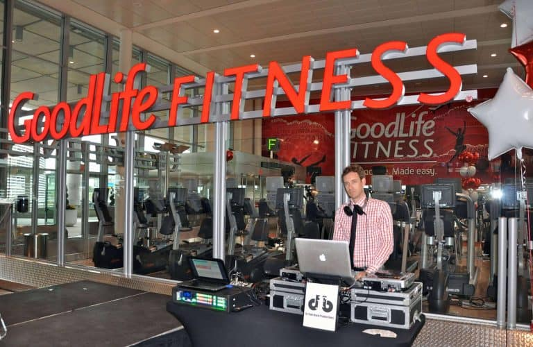 GoodLife Fitness Club at Toronto Pearson