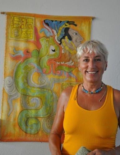 European massage therapy with Beata Jesionowski