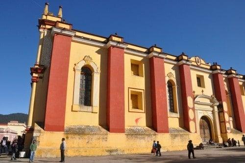 San Cristobal de las Casas,, Chiapas, Mexico
