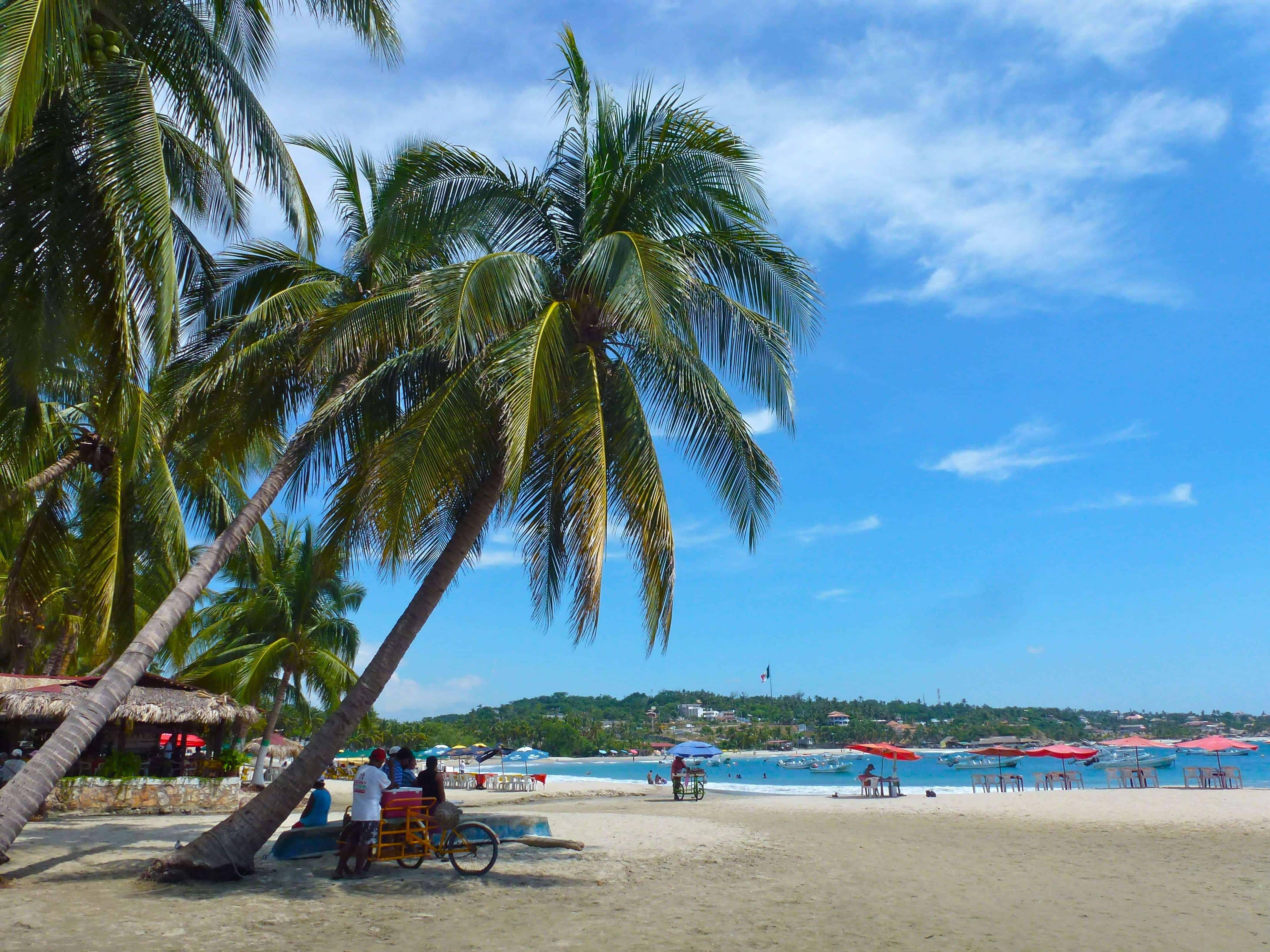 Beginner's Guide to the Best Puerto Escondido Beaches