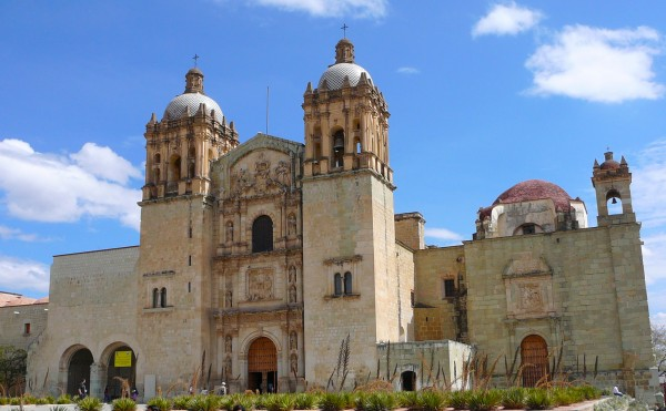 Santo Domingo Church, Oaxaca City