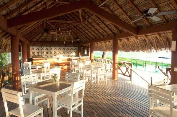 Pez Gallo restaurant Puerto Escondido