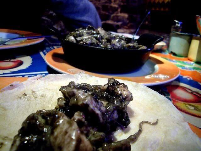 pollo cuitlacoche alberto Ramiro Flickr