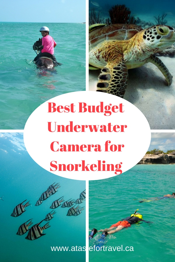 Looking for the Best Budget Underwater Camera for Snorkeling? Check out our review of the FujiFilm XP70 waterproof camera