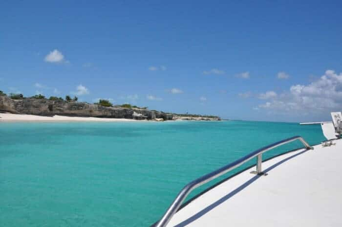 pristine cays with Big Blue Unlimited