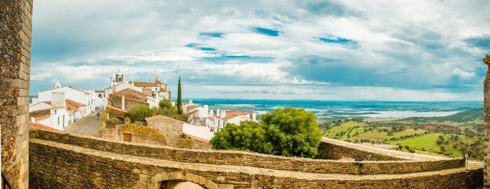 Monsaraz Portugal by Simon Boucher-Harris