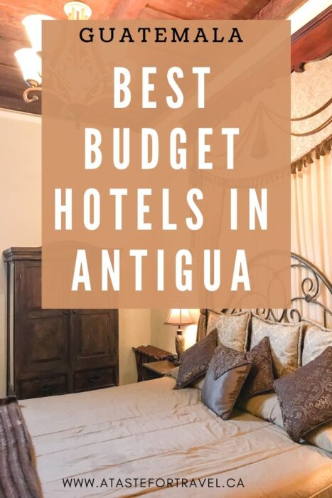 Budget Hotels in Antigua Guatemala