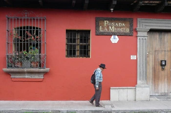 Posada La Merced Antigua Guatemala