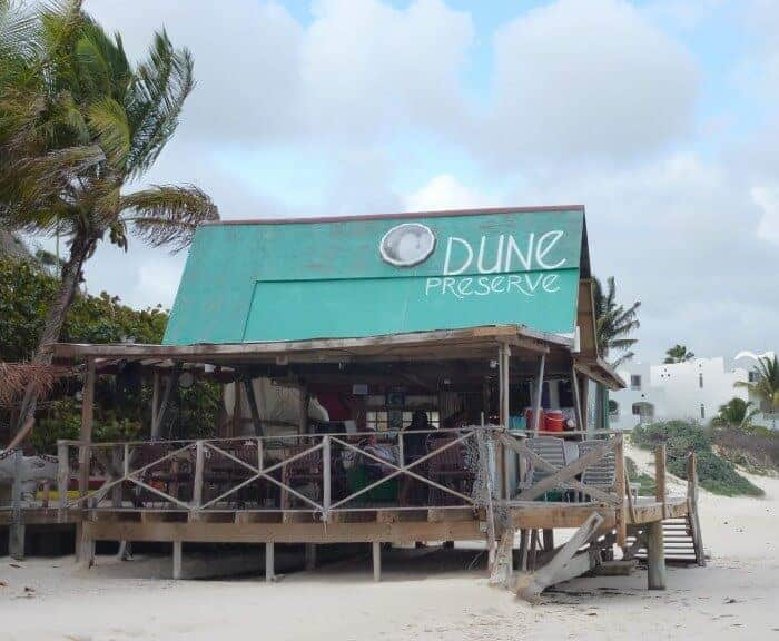 Dune Preserve bar is home to musician Bankie Banx