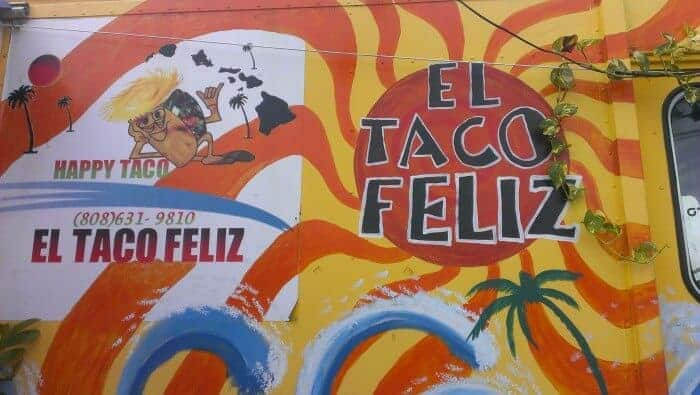 El Taco Feliz in Kauai Credit: Jessica Percy Campbell