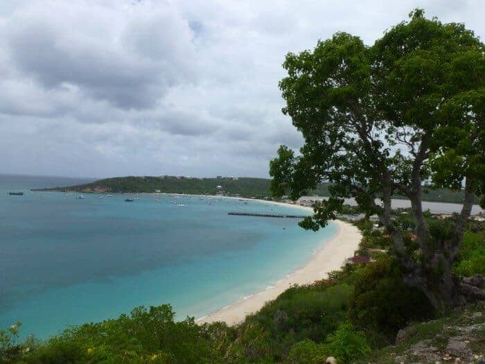 Beach in Anguilla