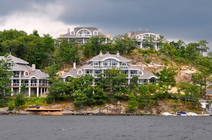 Touchstone Resort in Muskoka Cottage Country