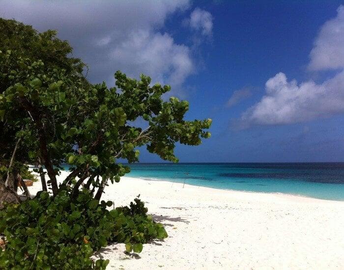 View of Shoal Bay, Anguilla