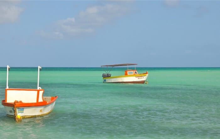 Colourful and sunny Aruba in the Dutch Caribbean Credit- Michele Peterson