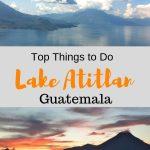 Lake Atitlan Pinterest