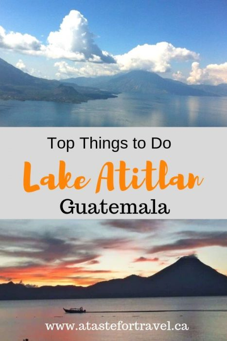 Lake Atitlan Pinterest