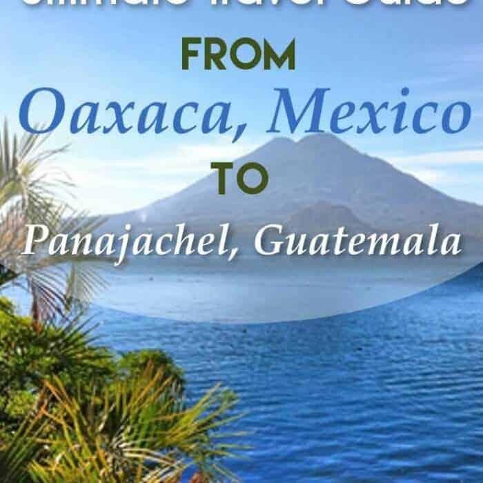 Ultimate travel guide to Panajachel Guatemala