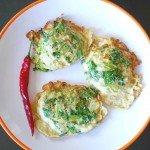 Tortitas de Berro: Easy Recipe for Guatemalan Watercress Omelettes