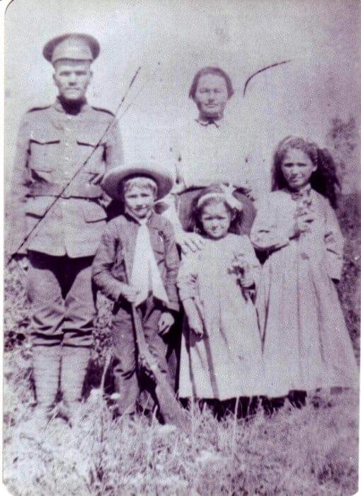 Biely Family WW1