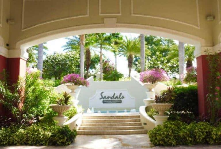 Sandals Grand Antigua Resort
