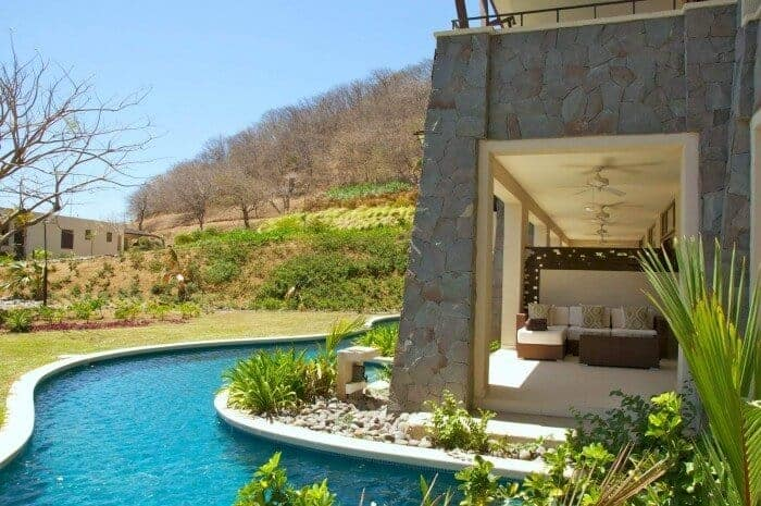 Costa Rica Dreams Las Mareas swim-out suites offer luxury in the heart of nature