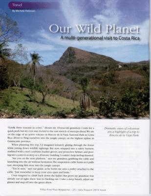 Thumbnail Our Wild Planet