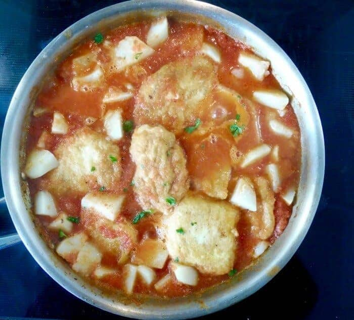 how to cook bacalao fish