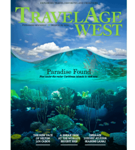 Cover of TravelAge West