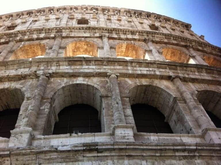 Colosseum in Rome Night Tour