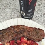 Old Flame Beer and Balsamic Marinade