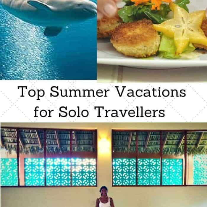 Summer Vacations for Solo Travel