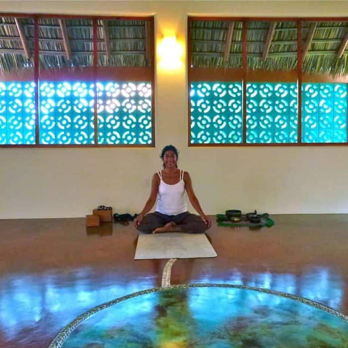 Study with Yoga Sofia at Arte y Espiritu Puerto Escondido