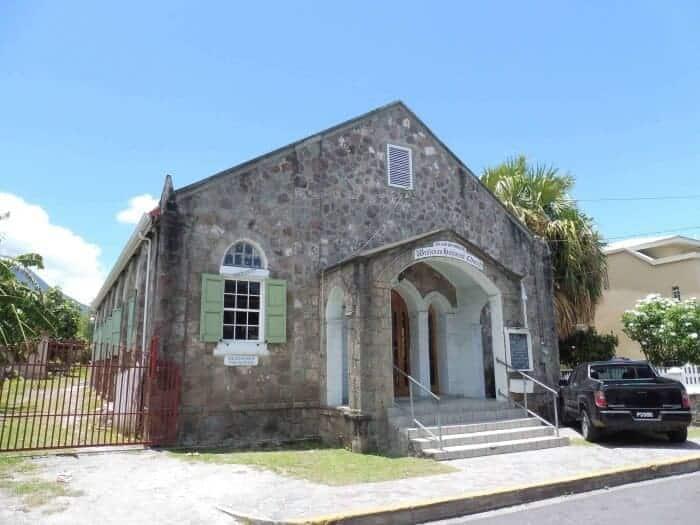 Charlestown Nevis