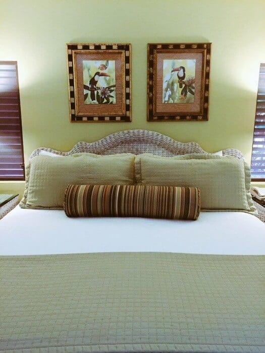 Elegant rooms at Nisbet Plantation Inn in Nevis
