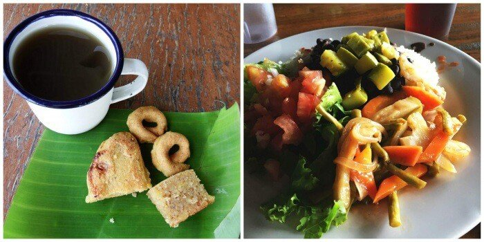 Culinary experiences at Buena Vista Lodge and Adventure in Costa Rica