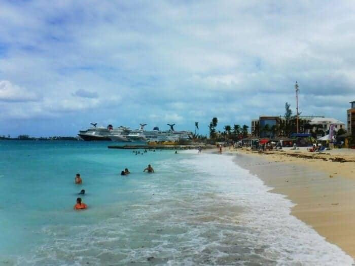 Junkanoo Beach in Bahamas