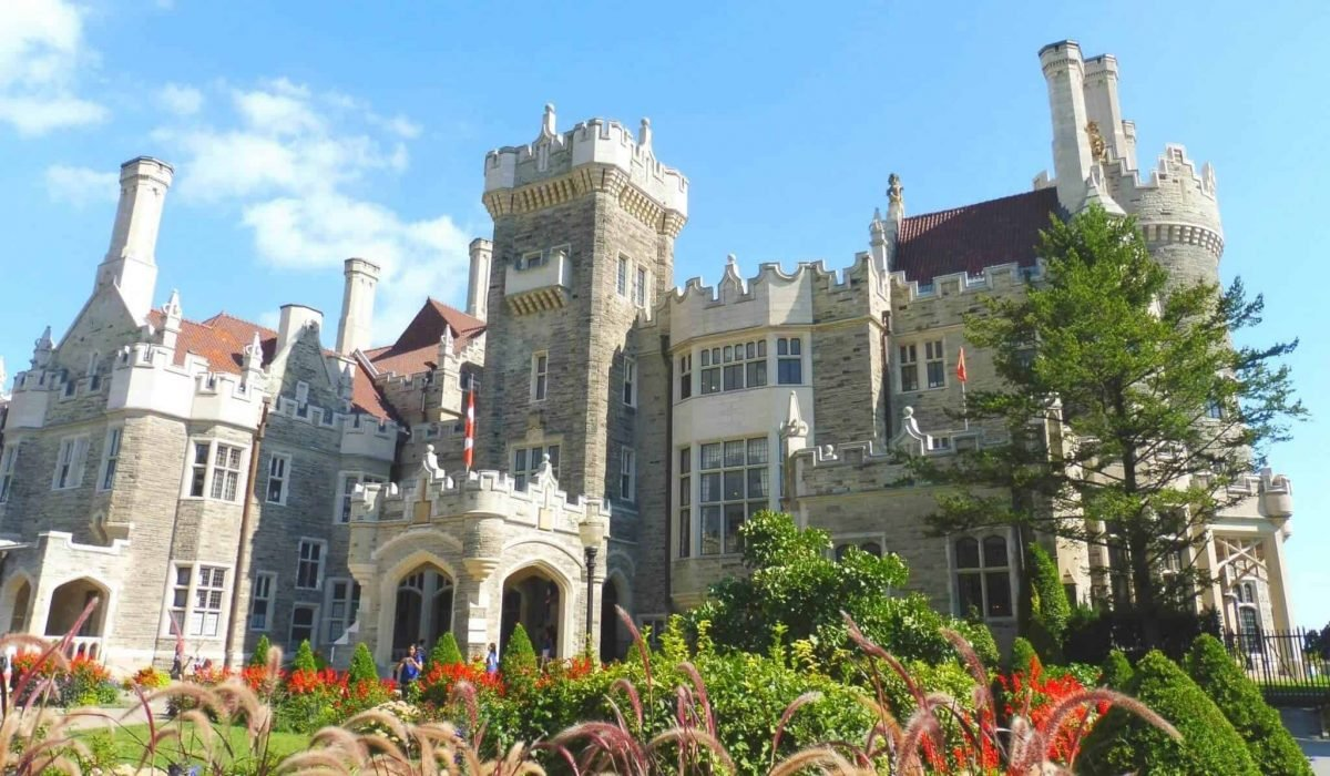 Casa Loma is a CityPASS Toronto Attraction
