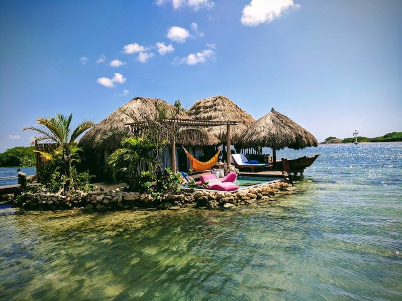 Enjoy a girls getaway at Villa Isla Alistaire at Aruba Ocean Villas Credit Sue Campbell