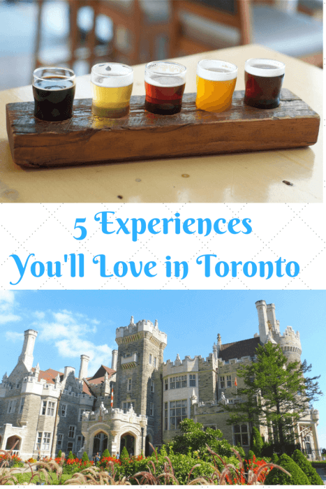 Five incredible experiences in Toronto